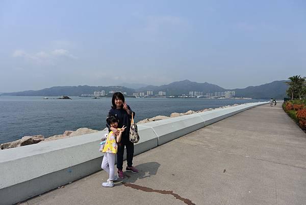 香港迪士尼探索家度假酒店:海濱長廊 (5).JPG