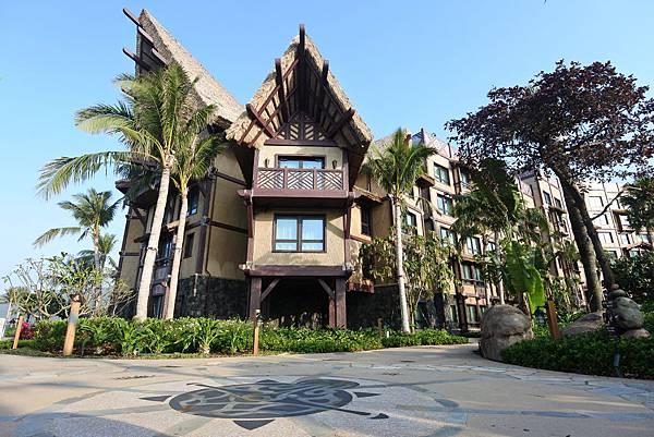 香港迪士尼探索家度假酒店:小海龜庭園 (1).JPG