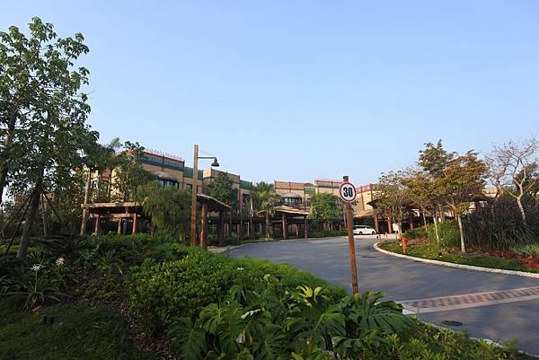 香港迪士尼探索家度假酒店:外觀 (22).JPG
