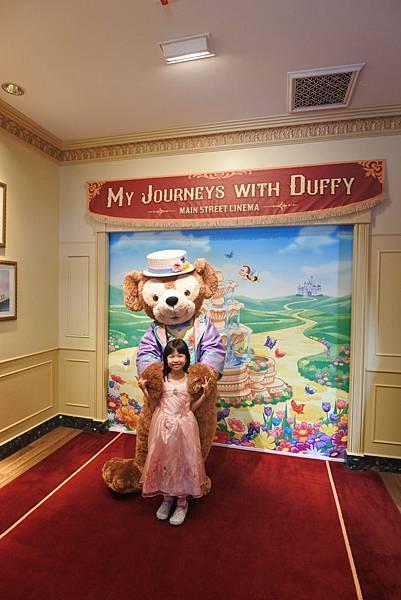 香港迪士尼樂園:Duffy見面會 (1).JPG