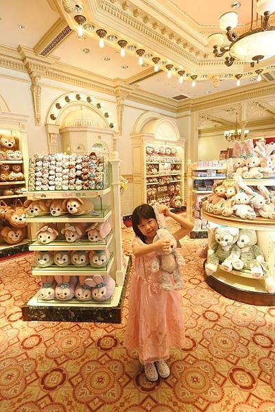 香港迪士尼樂園:Duffy見面會 (7).JPG