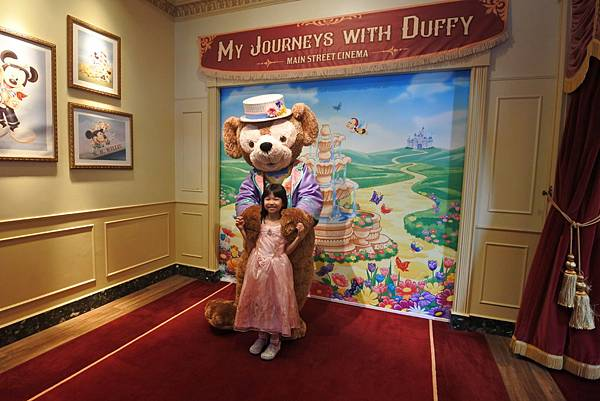 香港迪士尼樂園:Duffy見面會 (9).JPG
