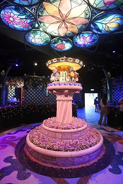 香港迪士尼樂園:公主皇室庭園 (3).JPG