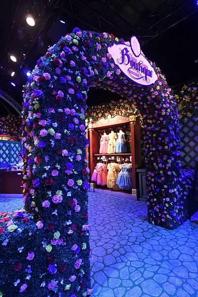 香港迪士尼樂園:公主皇室庭園 (5).JPG