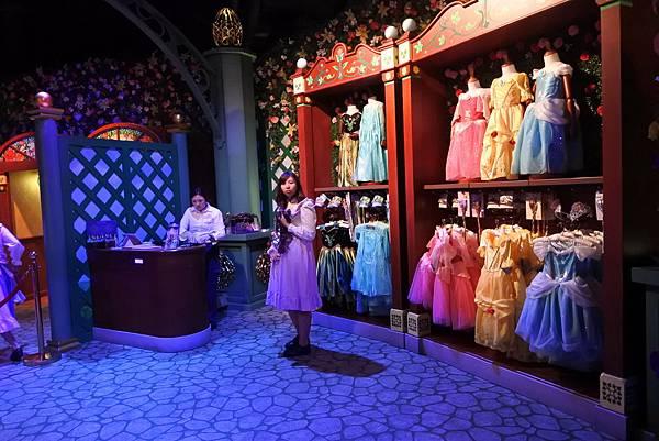 香港迪士尼樂園:公主皇室庭園 (6).JPG