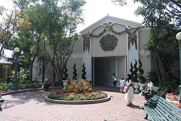 香港迪士尼樂園:公主皇室庭園 (8).JPG