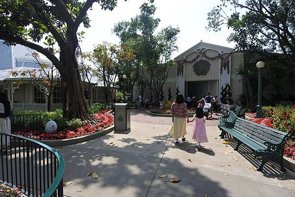 香港迪士尼樂園:公主皇室庭園 (9).JPG
