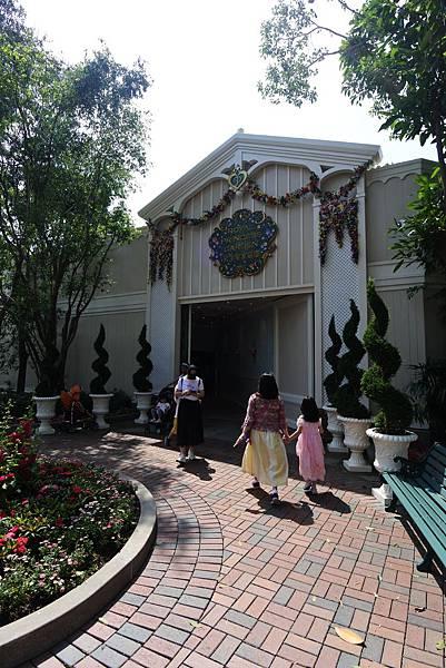 香港迪士尼樂園:公主皇室庭園 (10).JPG