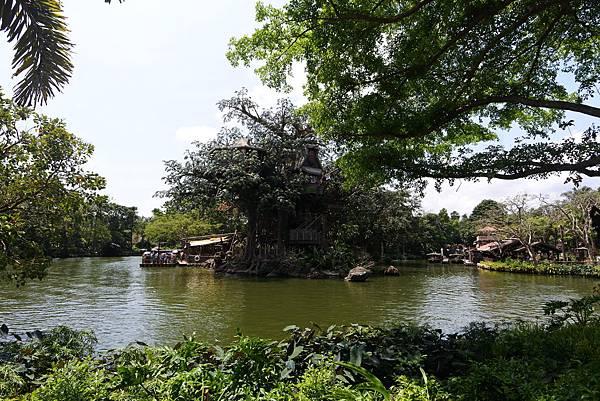 香港迪士尼樂園:森林河流之旅+加利布尼市集 (4).JPG