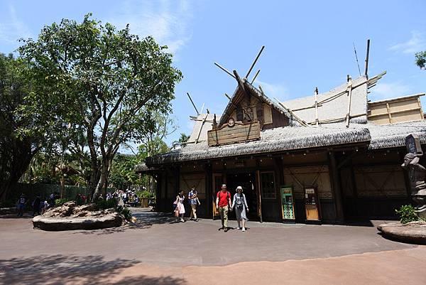 香港迪士尼樂園:森林河流之旅+加利布尼市集 (6).JPG