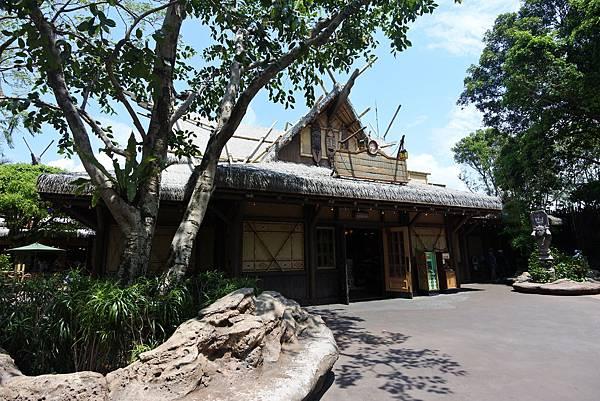 香港迪士尼樂園:森林河流之旅+加利布尼市集 (10).JPG