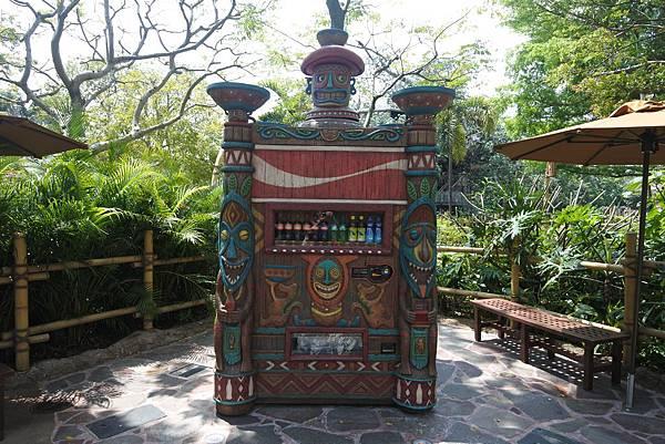 香港迪士尼樂園:森林河流之旅+加利布尼市集 (11).JPG