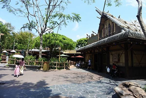 香港迪士尼樂園:森林河流之旅+加利布尼市集 (12).JPG