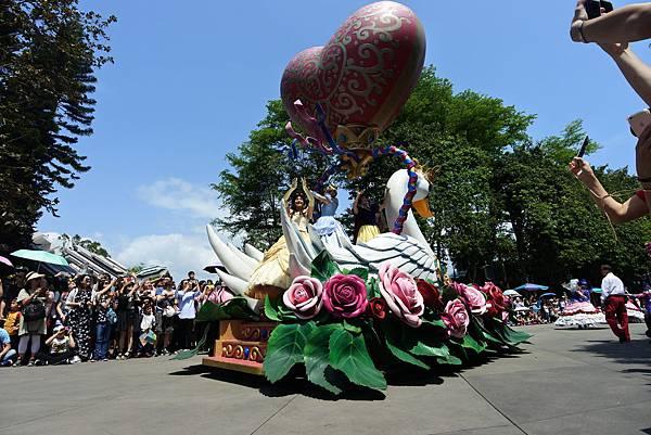 香港迪士尼樂園:迪士尼飛天巡遊 (2).JPG