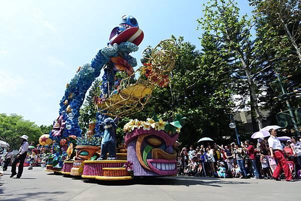 香港迪士尼樂園:迪士尼飛天巡遊 (8).JPG
