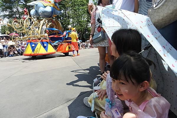 香港迪士尼樂園:迪士尼飛天巡遊 (25).JPG