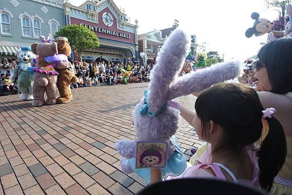 香港迪士尼樂園:迪士尼明星嘉年華列車 (2).JPG