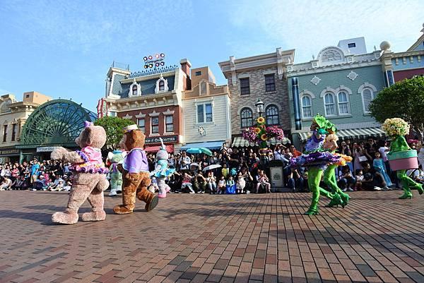 香港迪士尼樂園:迪士尼明星嘉年華列車 (3).JPG