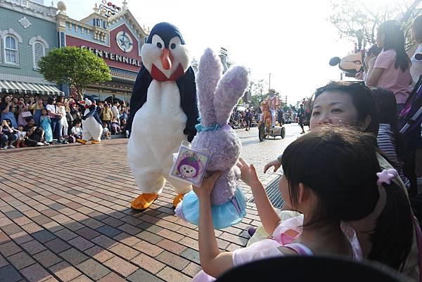 香港迪士尼樂園:迪士尼明星嘉年華列車 (6).JPG