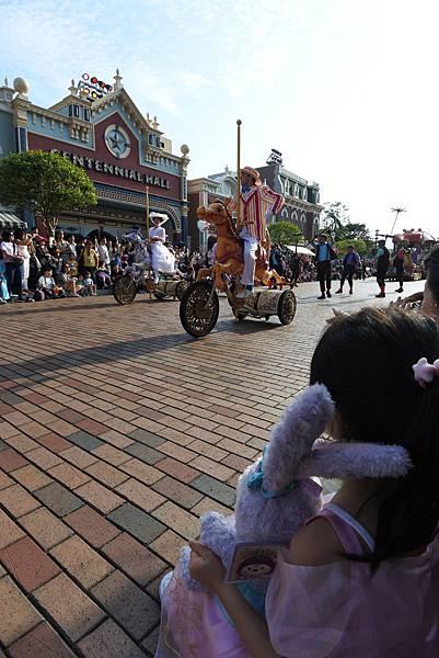 香港迪士尼樂園:迪士尼明星嘉年華列車 (8).JPG