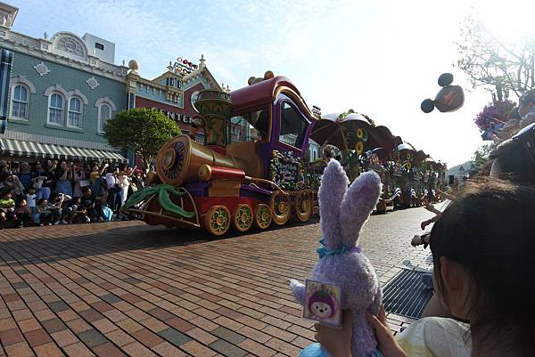 香港迪士尼樂園:迪士尼明星嘉年華列車 (13).JPG