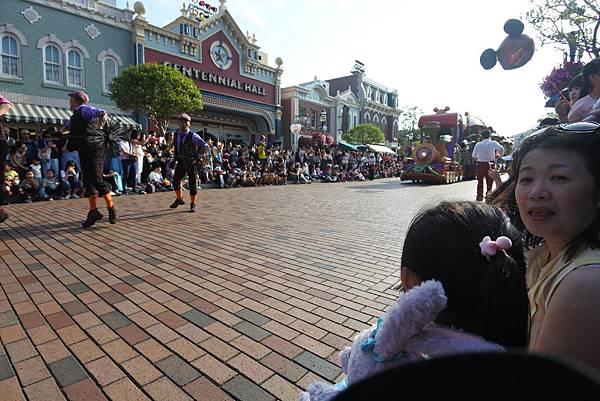 香港迪士尼樂園:迪士尼明星嘉年華列車 (12).JPG