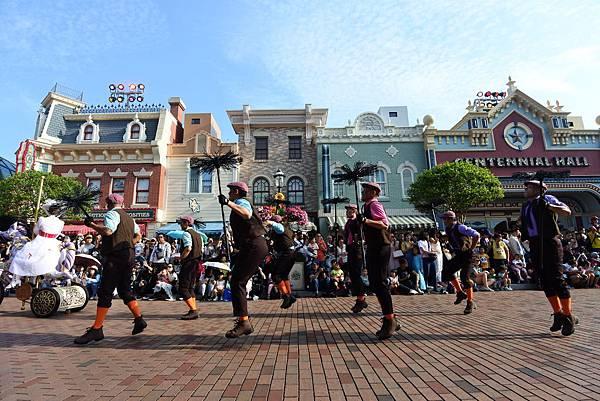 香港迪士尼樂園:迪士尼明星嘉年華列車 (11).JPG