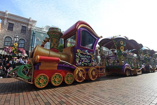 香港迪士尼樂園:迪士尼明星嘉年華列車 (14).JPG