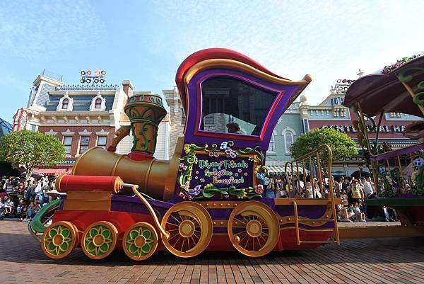 香港迪士尼樂園:迪士尼明星嘉年華列車 (15).JPG