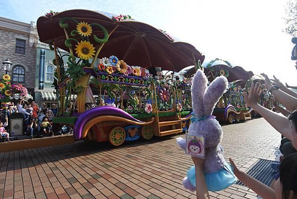 香港迪士尼樂園:迪士尼明星嘉年華列車 (16).JPG