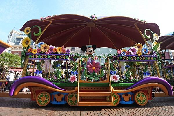 香港迪士尼樂園:迪士尼明星嘉年華列車 (17).JPG