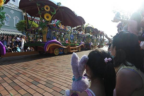 香港迪士尼樂園:迪士尼明星嘉年華列車 (18).JPG