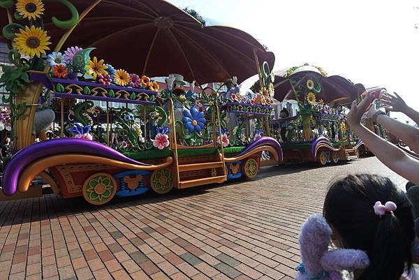 香港迪士尼樂園:迪士尼明星嘉年華列車 (19).JPG