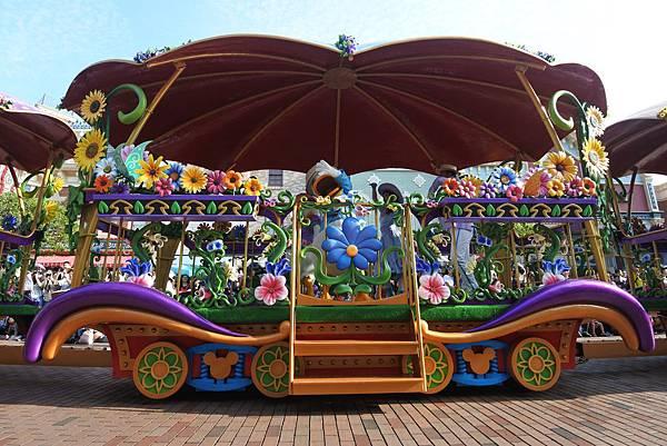 香港迪士尼樂園:迪士尼明星嘉年華列車 (20).JPG
