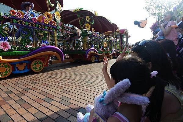香港迪士尼樂園:迪士尼明星嘉年華列車 (21).JPG