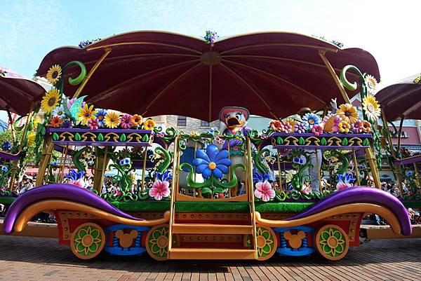 香港迪士尼樂園:迪士尼明星嘉年華列車 (22).JPG