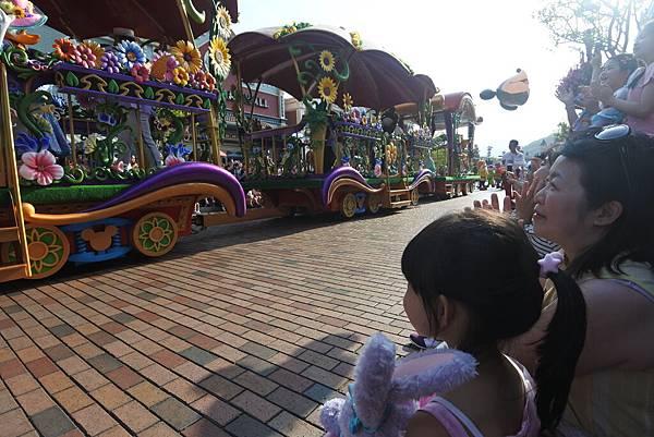 香港迪士尼樂園:迪士尼明星嘉年華列車 (23).JPG