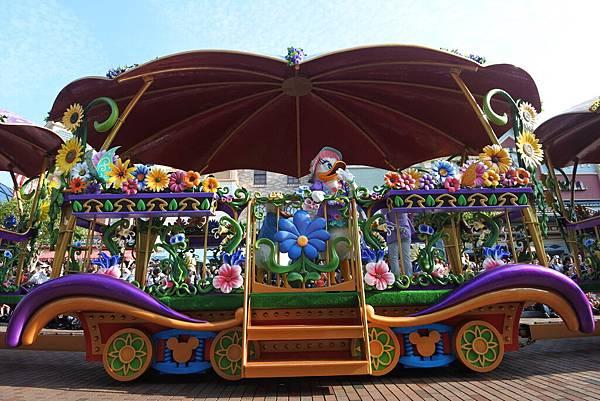 香港迪士尼樂園:迪士尼明星嘉年華列車 (24).JPG