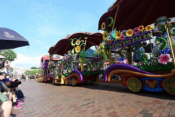 香港迪士尼樂園:迪士尼明星嘉年華列車 (25).JPG