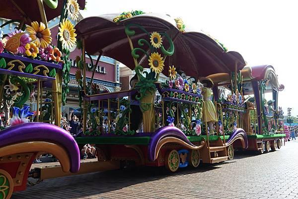 香港迪士尼樂園:迪士尼明星嘉年華列車 (27).JPG