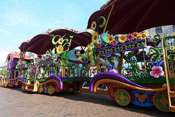 香港迪士尼樂園:迪士尼明星嘉年華列車 (26).JPG