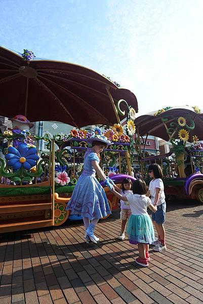 香港迪士尼樂園:迪士尼明星嘉年華列車 (31).JPG