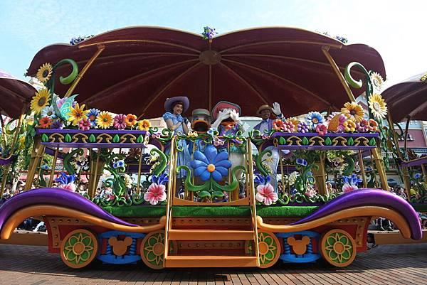 香港迪士尼樂園:迪士尼明星嘉年華列車 (35).JPG