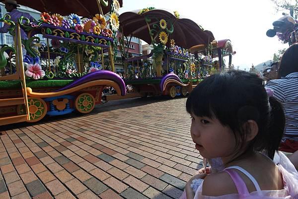 香港迪士尼樂園:迪士尼明星嘉年華列車 (36).JPG