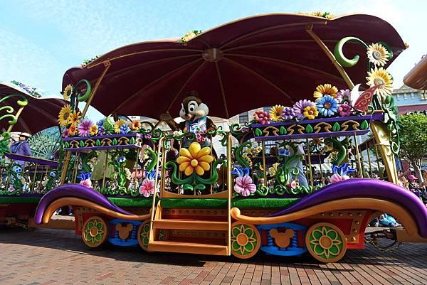 香港迪士尼樂園:迪士尼明星嘉年華列車 (37).JPG