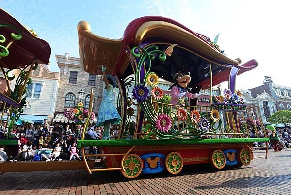 香港迪士尼樂園:迪士尼明星嘉年華列車 (38).JPG