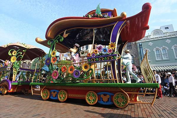 香港迪士尼樂園:迪士尼明星嘉年華列車 (40).JPG