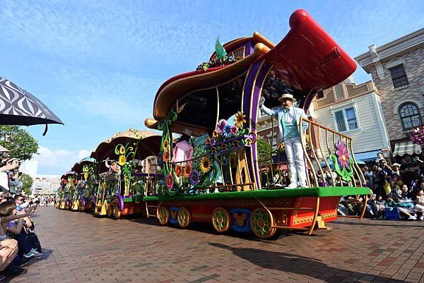 香港迪士尼樂園:迪士尼明星嘉年華列車 (41).JPG
