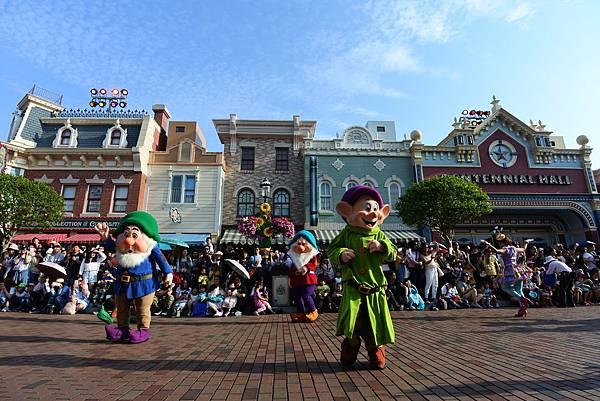 香港迪士尼樂園:迪士尼明星嘉年華列車 (44).JPG