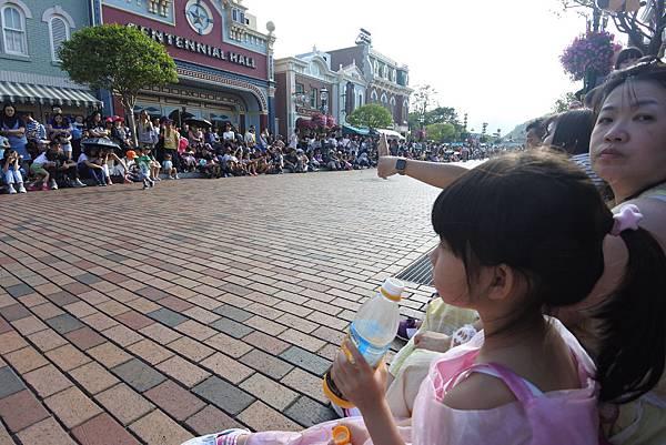香港迪士尼樂園:迪士尼明星嘉年華列車 (54).JPG
